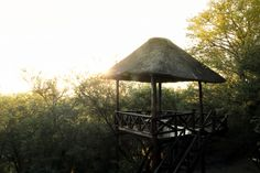 Ideal place for bird-watching at Eden Safari Country House Take A Break, Bird Watching, Gazebo, Safari, Relax, Outdoor Structures, Country, Places, House