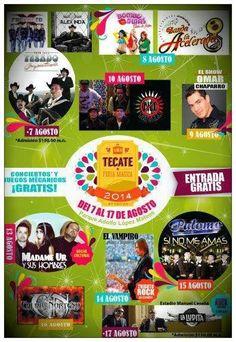 Feria Tecate 2014 Teatro del Pueblo