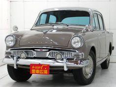 Isuzu made Hillman minx: my very first car I will always think of fondly