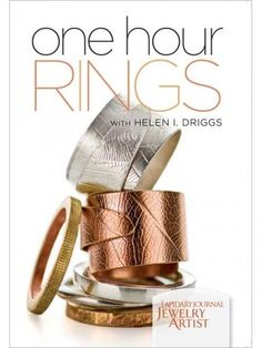 Beyond Metalsmithing Basics: Turn Plain Band Rings into Bamboo Stack Rings - Jewelry Making Daily - Blogs - Jewelry Making Daily