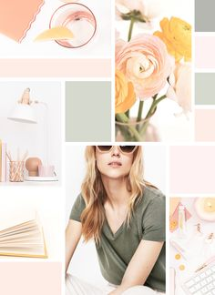 Sharing the new Fashiony Fab branding, a behind the scenes look at how it all came together. From the inspiration to the web design using Showit. Branding Tools, Branding Design, Branding Ideas, Packaging Ideas, Design Web, Blog Design, Graphic Design, Pastel Decor, Pastel Pattern