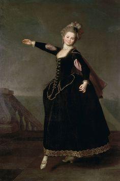 Natalia Borshchova   Artist: Dmitry Levitzky  Completion Date: 1776