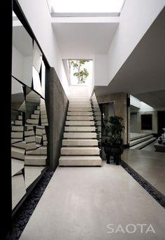 Stairs COncept - La Grande Vue 5A