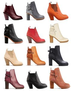 Love for Acne boots