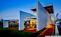 Caesarea House This residence in Israel's Haifa district is a five-star dream home.