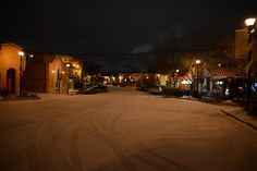 Oklahoma City Paseo in the Snow | Photo by Jennifer James, jenx67.com