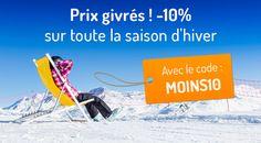Madame Vacances vous propose déjà ses bons plans ski. Ça rafraîchi ! http://www.madamevacances.com/locations/france/ski.html