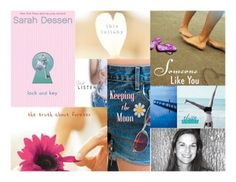 All things Sarah Dessen are fabulous.
