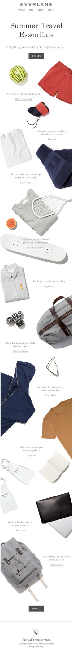 Everlane : Top Products