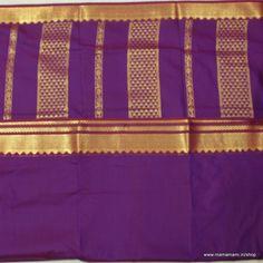 Madisar saree for upanayanam