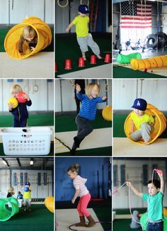 building your own indoor obstacle course - Google Search