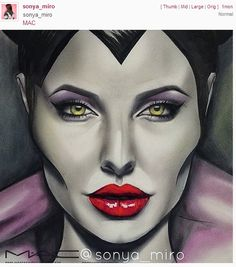 Mac - Maleficent (May 15, 2014) -