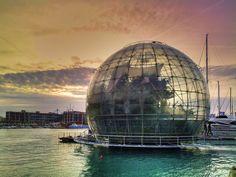 La bolla di Renzo Piano