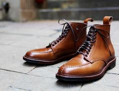 Alden Whiskey Cordovan NST Boot