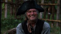 Charlton Heston as Long John Silver (Treasure Island, Treasure Island Movie, Charleton Heston, Long John Silver, Films Cinema, Hollywood Fashion, Hollywood Style, Bad Image, Crow's Nest, Treasure Maps