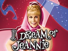 I Dream of Jeannie. Such a classic <3