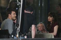 The Stir-Jamie Dornan & Dakota Johnson Are Already Clashing on 'Fifty Shades Darker' Set