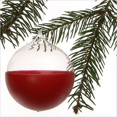 plasti dip glass ball ornaments