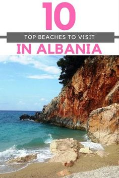 Albania Travel Blog: Albania's coast is full of hidden coves and beaches, perfect for a sun filled holiday and relaxing beach hopping. Check out the top 10 beaches along highway 8. Click to learn more!