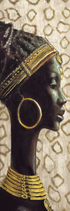 laminas africanas (pág. 2) | Aprender manualidades es facilisimo.com