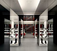 Kurt Geiger Stores - London - The Cool Hunter - The Cool Hunter