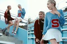 Pia mia for lf Stores look book