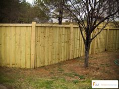 The Avalon™ Custom Board-on-Board Wood Privacy Fence Wood Privacy Fence, Wood Fences, Fence Design, Do It Yourself Home, Home Projects, Modern Design, Shed, Outdoor Structures, Traditional
