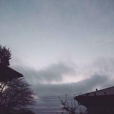 おはよーございます 12月は曇り空でスタート  #みんなのIT #おはよう #ohayo #群馬県 #高崎市 システムコンサルタント #gunma #takasaki