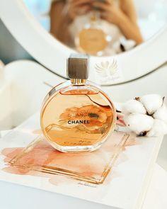 Fragrances, Perfume Bottles, Nail Polish, Chanel, Cosmetics, Accessories, Instagram, Perfume Store, Nail Polishes