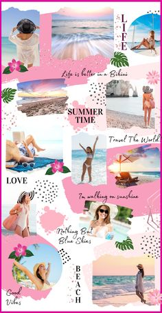 On sale | Pink Instagram Puzzle Template | Instagram Puzzle Template | Rose Gold Instagram | Blush Instagram | Instagram Posts | Feminine Instagram Feed | Instagram Feed Ideas | Tropical Instagram Puzzle | Summer Instagram Posts #bossbabeinstagram #rosegoldinstagram #instagrampuzzletemplate