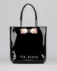 Ted Baker Tote - Larcon Bow Shopper | Bloomingdale's