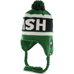 e0a3e4419b5 University of Notre Dame Fighting Irish Tassel Knit Cap with pompom