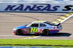 NASCAR Driver Greg Biffle is on a Roll, What Better Place to Continue than Kansas Speedway