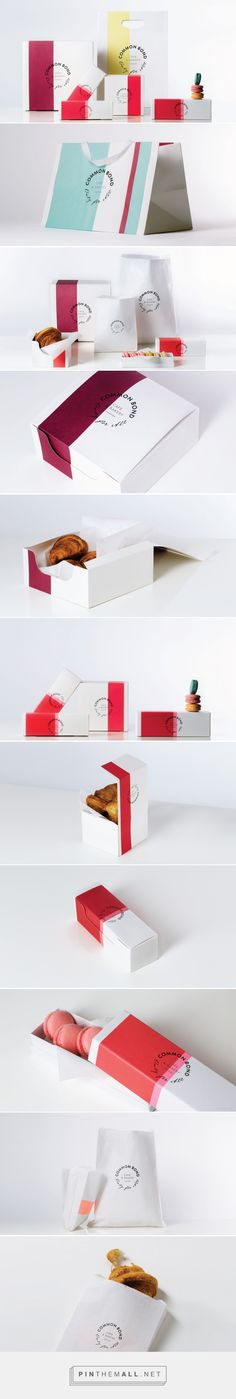 Common Bond Bakery | Packaging | Creative Retail Packaging, Inc. - created via https://pinthemall.net