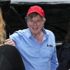 Robert Redford, Man, Promotion, New York, New Movies, New York City, Nyc