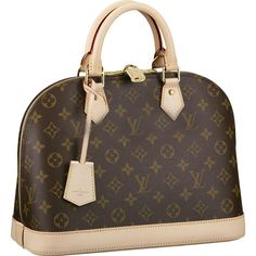 Louis Vuitton Outlet Monogram Canvas Alma M53151