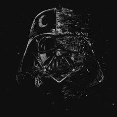 ThinkGeek :: Vader's Broken Mask