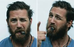 tom hardy beard 1