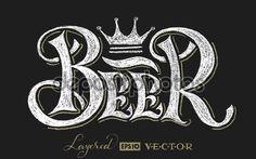 bar beer chalkboard menu - Google Search