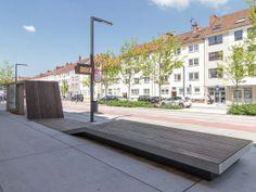 Rosenplatz by YellowZ, Lad  and BPR Group via Frameweb.com