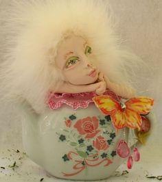 Butterfly & Teapot Tea Leaf OOAK Fairy  http://cgi.ebay.com/ws/eBayISAPI.dll?ViewItem=151044405141