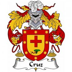 Cruz Coat of Arms