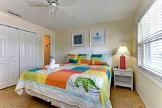 Anna Maria Island vacation rental Casa Sierra 205 B sleeps up to 6 guests just a short walk from Gulf of Mexico beaches. Reserve your summer vacation at Casa Sierra today!