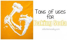 Great Uses for Baking Soda - Ask Anna