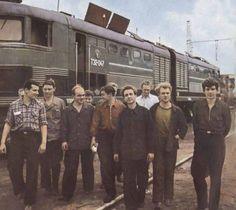 Russian workers, true Men