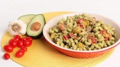 Creamy Avocado Pasta Recipe - Laura in the Kitchen