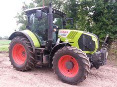 Claas 550 Arion