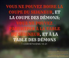 Les autels sataniques nous ont été imposés à la naissance Mais nous avons la responsabilité de #Choisir de quitter ces autels!