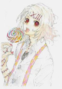 #Suzuya_Juuzou♡ #Happy_BDay♡