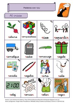 Palabras con fonema RR inicial Job 3, Love My Job, Speech Therapy, Fun Activities, Kids Learning, Vocabulary, How To Plan, Mary, Speech Pathology